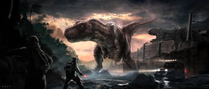 Jurassic Park - Rescue Mission