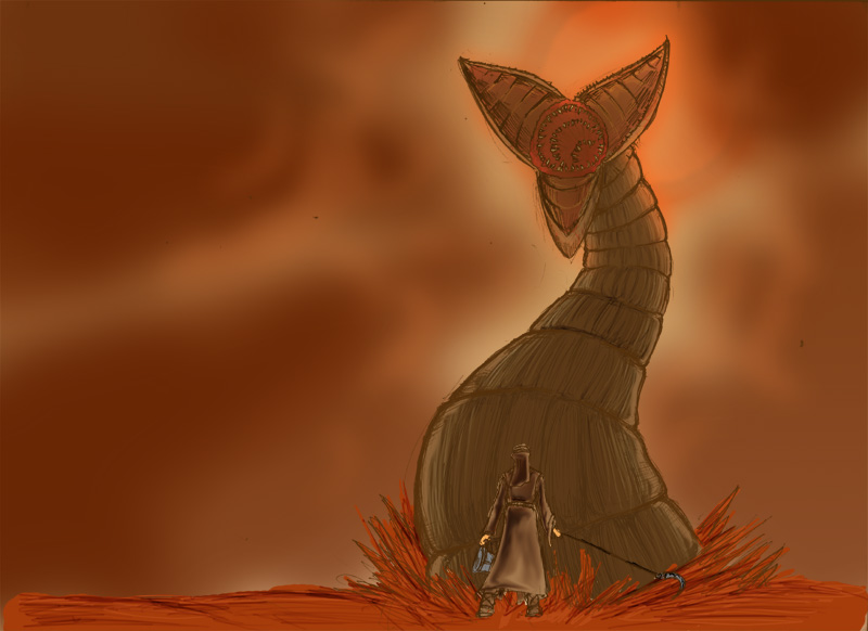 Sandworm by ponkhan