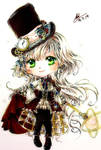 Chibi Steampunk