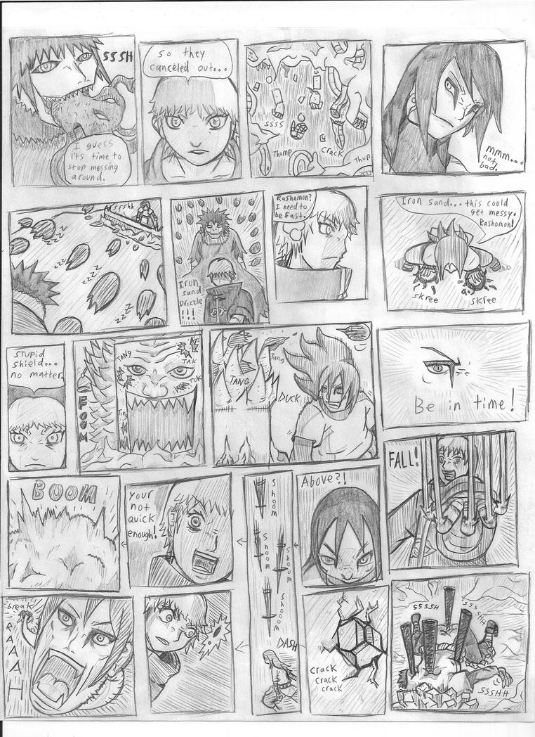 Orochimaru Vs Sasuri Picarena Image Match Picturesetaphro