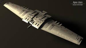 Apex aerospace fighter