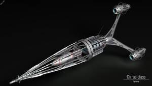 Cirrus class lightship
