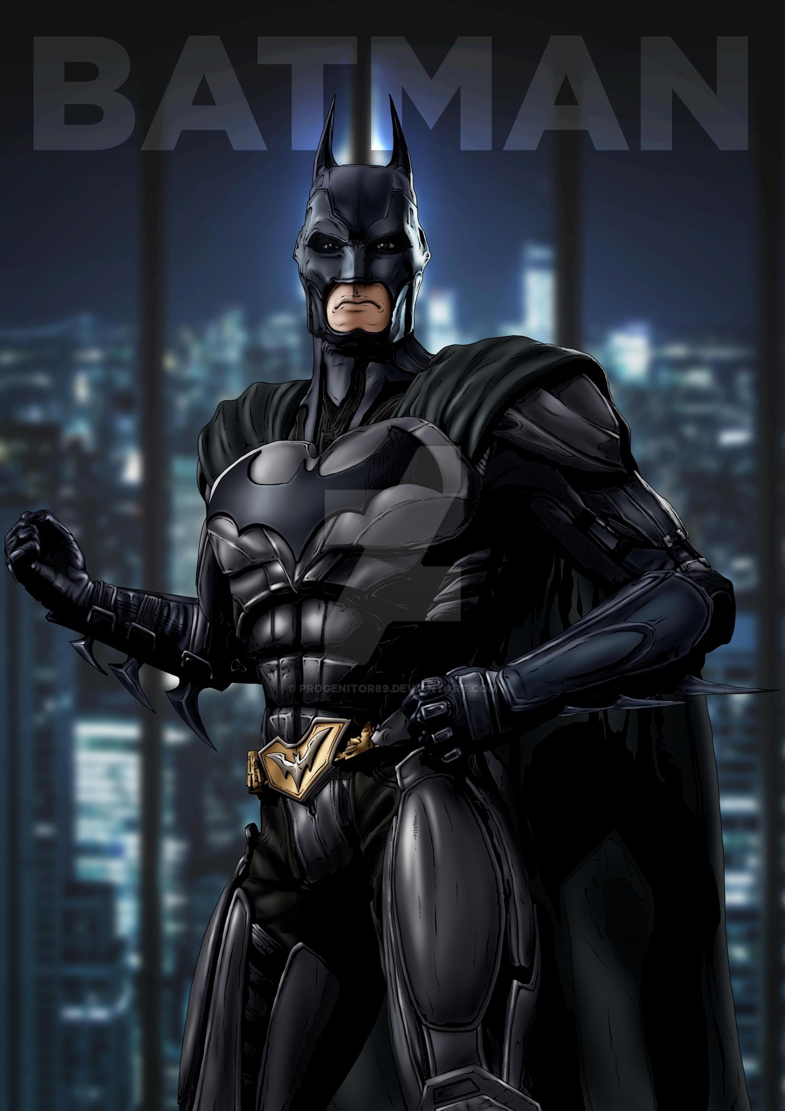 Injustice Batman By Progenitor89
