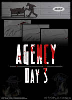 AGENCY DAY 3 Intro end+Cover by JediAnnSolo
