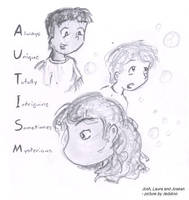 AUTISM by JediAnnSolo