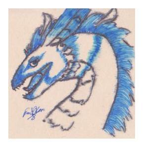 Shinerai Dragon by OmegaDreamSeeker11