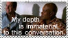 Teal'c is deep stamp by OmegaDreamSeeker11