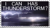 thunderstorm stamp by OmegaDreamSeeker11