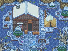 Time Fantasy: Snowy Inn by Luiishu535