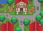 Time Fantasy: Eye of Uzola Fan Map by Luiishu535