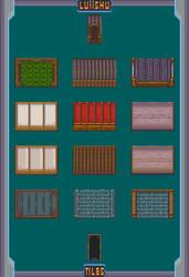 RPG Maker VX/Ace - 16-Bit Wall Collection 1
