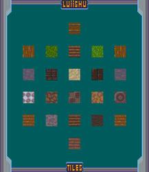 RPG Maker VX/Ace - 16-Bit Floor Collection 1