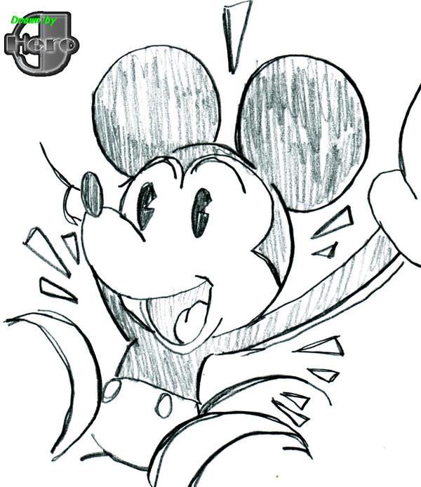Timeless river King Mickey by Hero-Jaxx