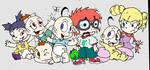 The Rugrats 2010 by Hero-Jaxx