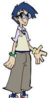 Digimon Jet Zero - Joe Kido