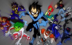 Teen titans Go: NextGen Spcl by Hero-Jaxx