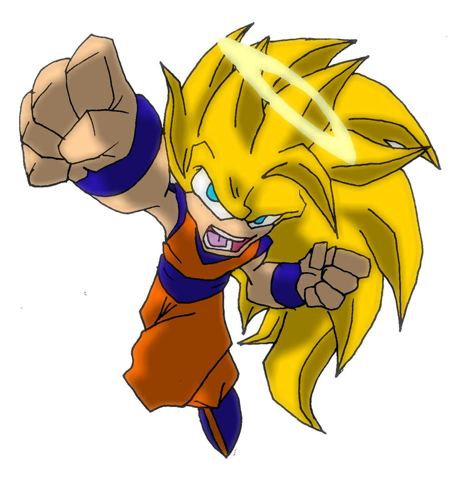 DragonBall Z as Sonic style favourites by Shadethebathog ...