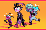 The gang gang - invader zim boys (( IZC ))