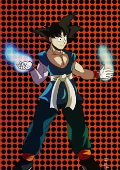 Goku end of Z