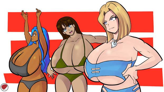 Com : Linda, Phyliss and Loree
