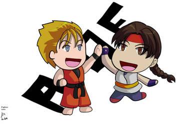 Kyokugen siblings