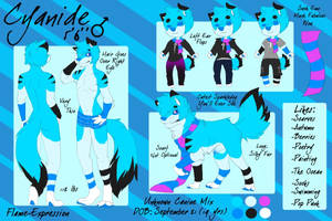 Cyanide Ref 2015 by Flame-Expression