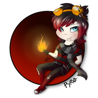 The Pyromancer by Flame-Expression