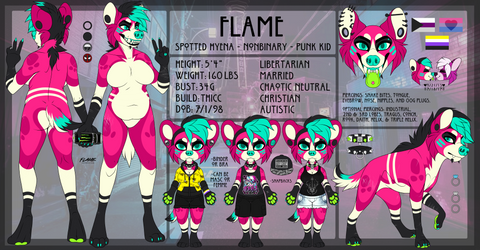 Current 2019 Flame Ref SFW