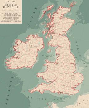 The 3rd British Republic in 1849