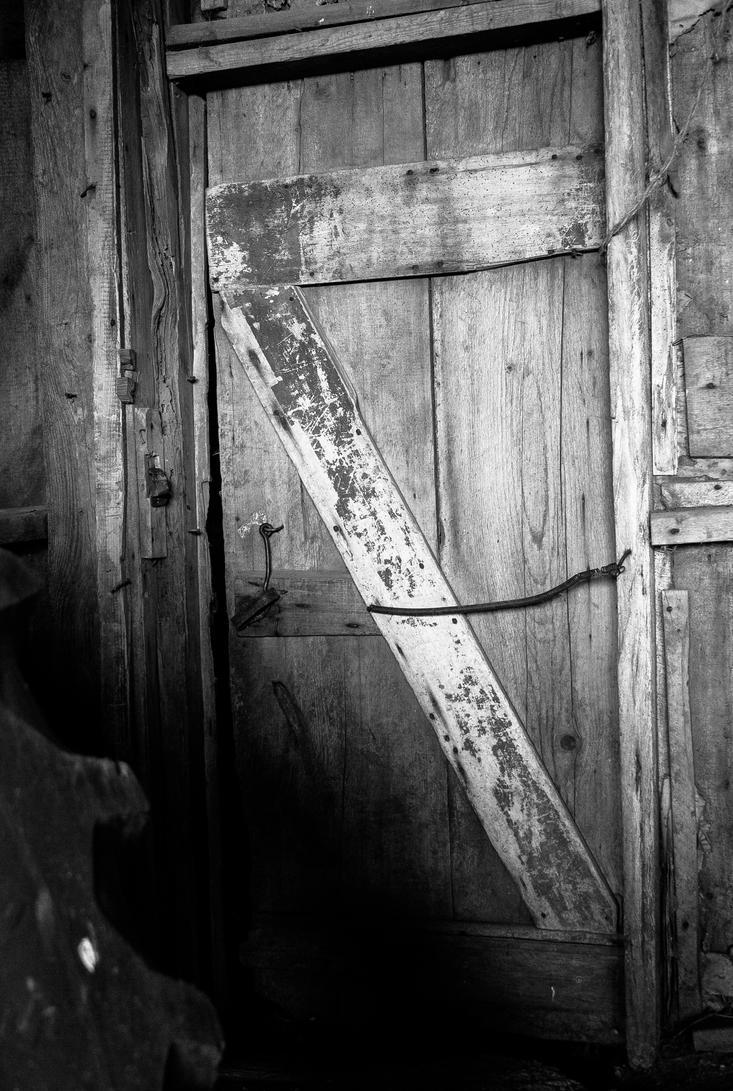 The Door - day 42 by quasi-Virtuoso