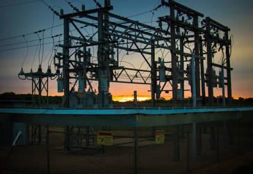Electric Sunrise by quasi-Virtuoso