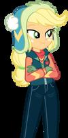 Applejack Eg (Winter Outfit)