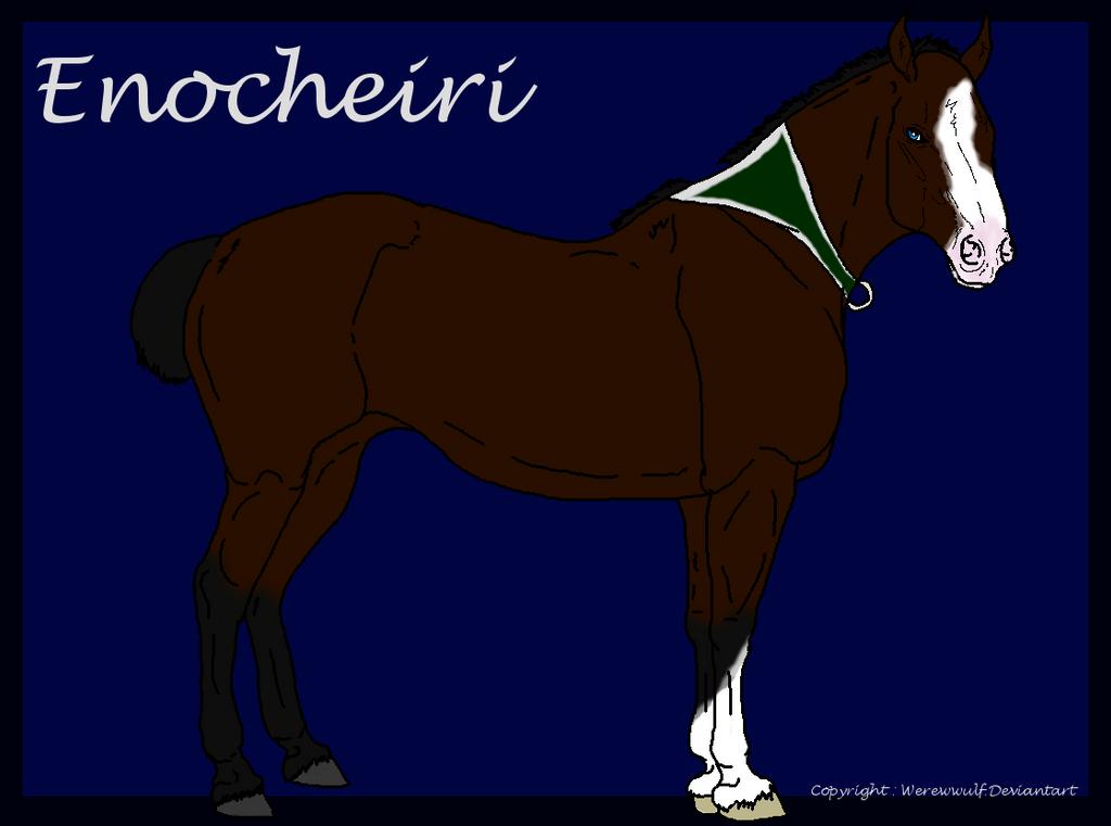 Enocheiri Import 001 by werewwulf