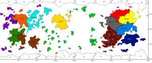 P.A  Border map 2
