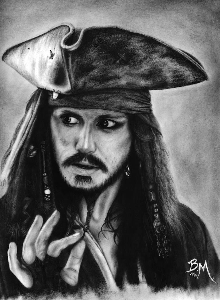 Jack Sparrow by BartekLauri