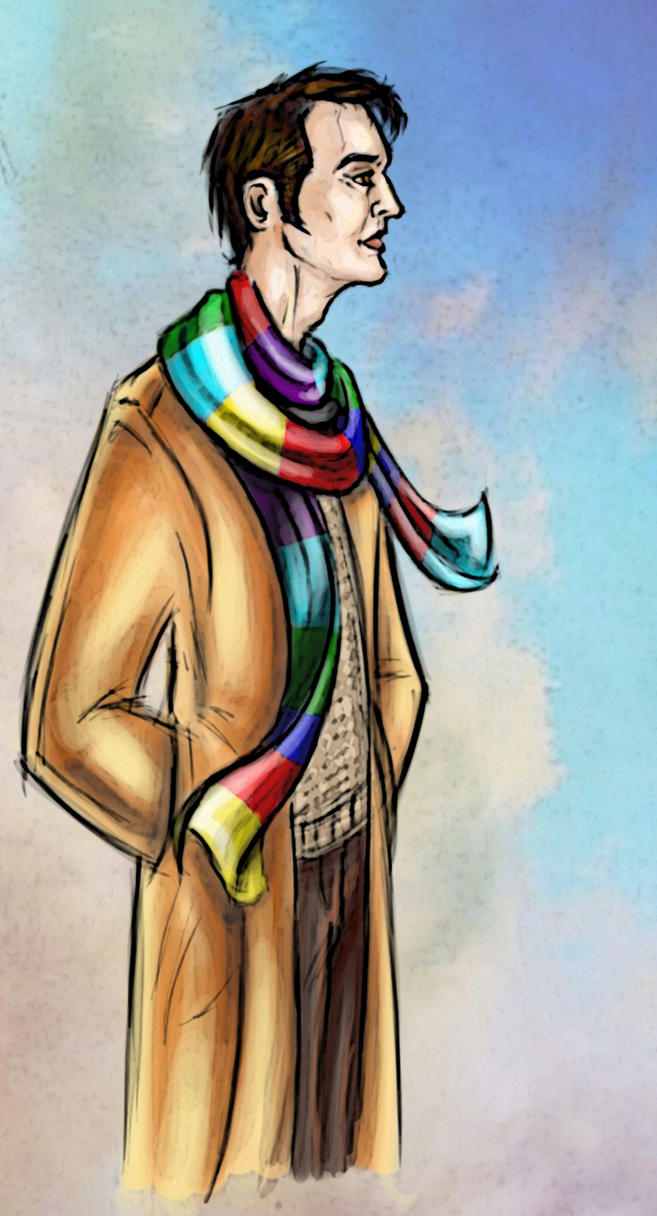 10th Doctor by maryallen138