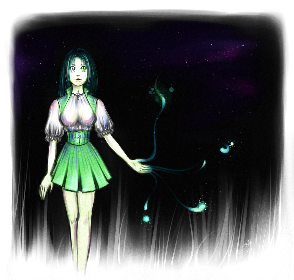 girl of my dreams by maryallen138