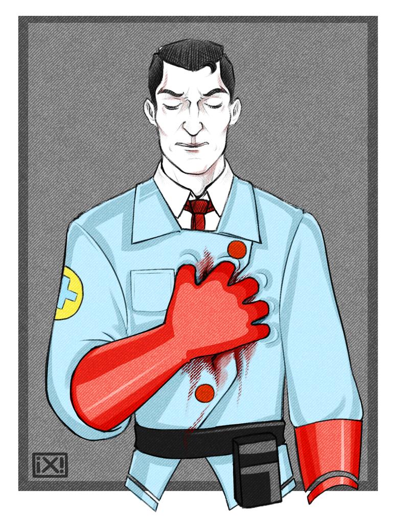 Medic by maryallen138