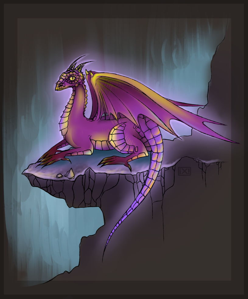 Dragon by maryallen138