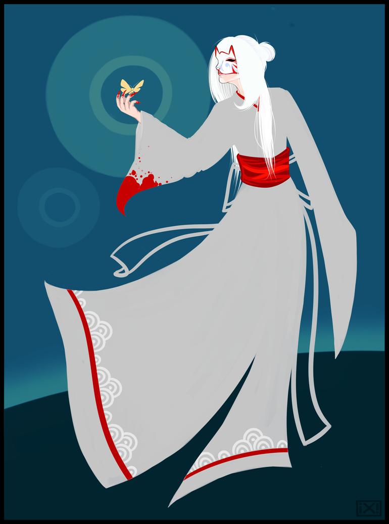 Kitsune by maryallen138