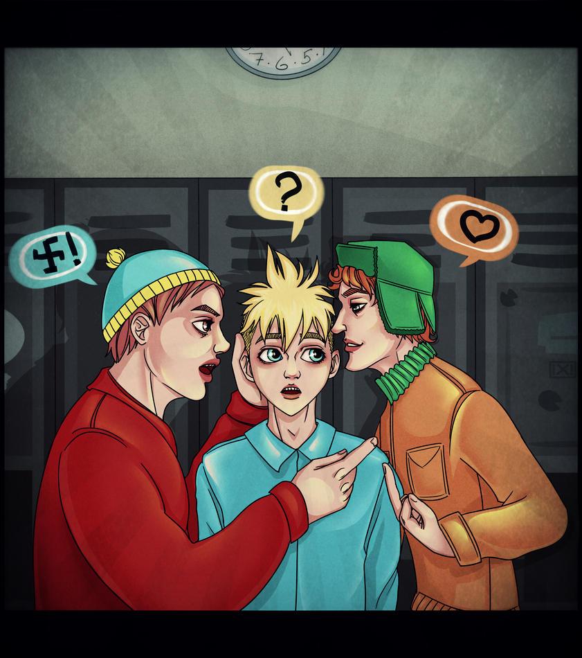 Gays..? by maryallen138