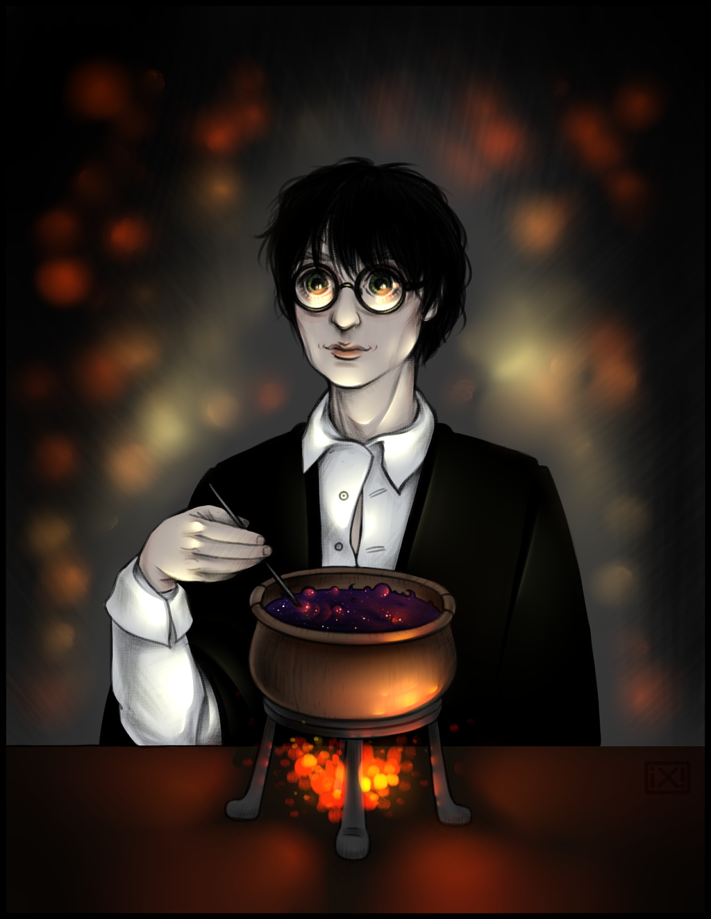HP: Harry Potter by maryallen138
