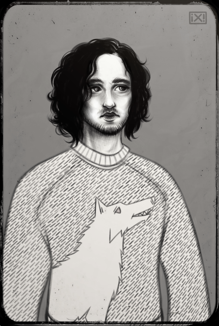 Got: Jon Snow by maryallen138