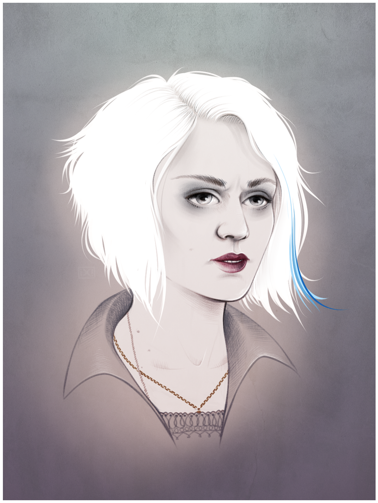 Sense8: Riley Blue by maryallen138