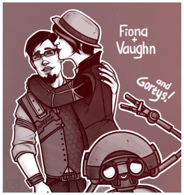 TFTB: Fiona|Vaughn by maryallen138