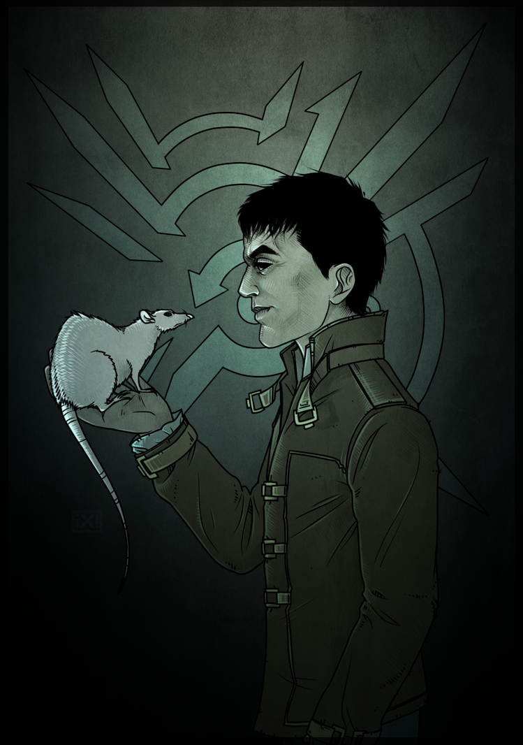 Dishonored: The Outsider by maryallen138