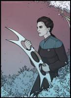 DS9: Jadzia Dax by maryallen138