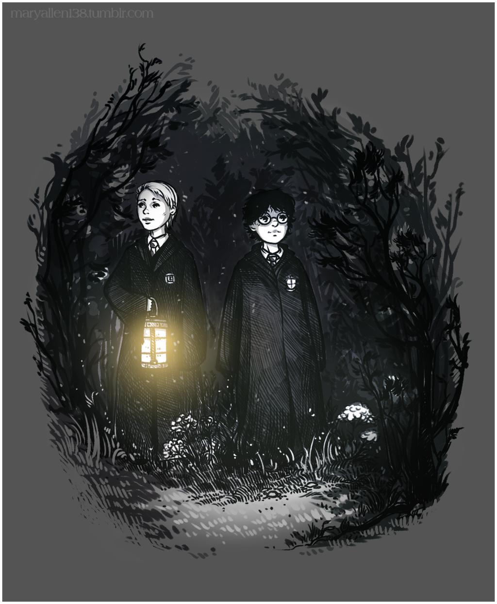 Harry Potter|Draco Malfoy by maryallen138