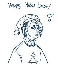 Happy New Year! by maryallen138