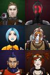 Borderlands 2: vault hunters